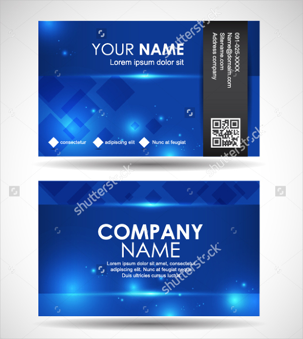 Professional Designer Visiting Cards