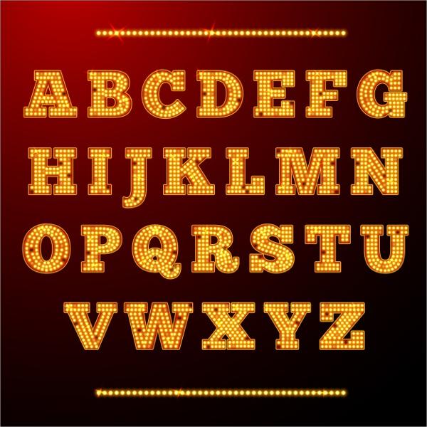 Fantastic Alphabetical Upper Case Letter Free Download