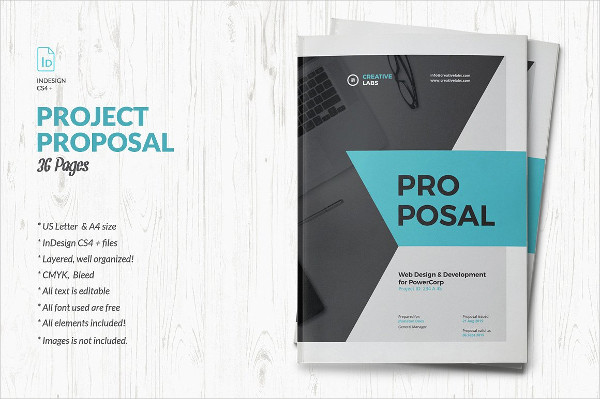 20 business proposal templates free word pdf documents download simple project proposal template cheaphphosting Choice Image