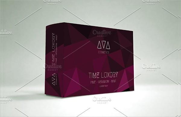 Soap Box Design Template