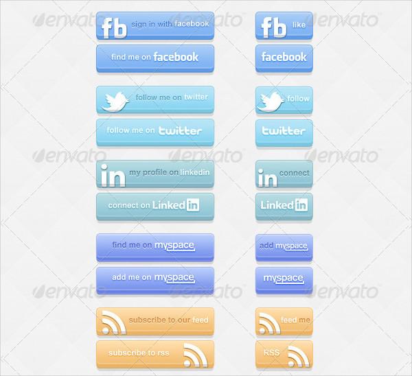Socialize Social Button Kit