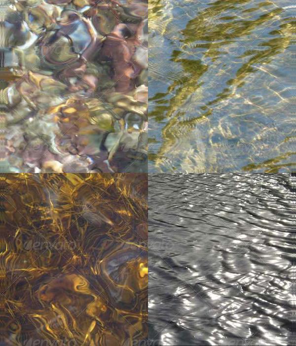 Stunning Water Textures