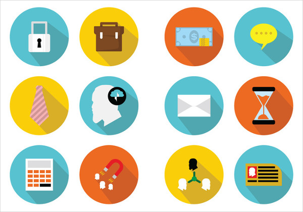 Free Vector Icons Business