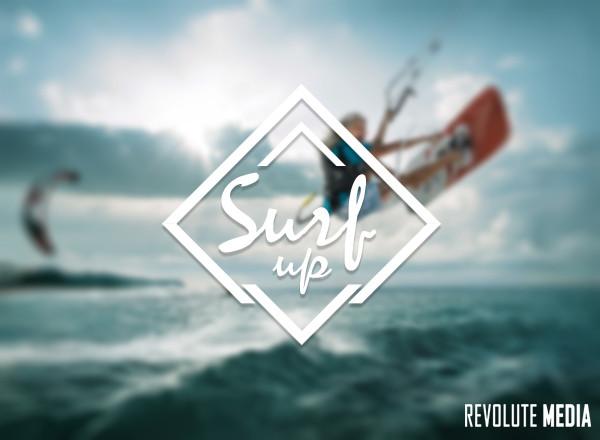 Surf Up Free Font Download