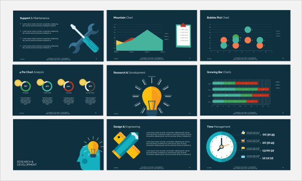 Think Business Presentation Template