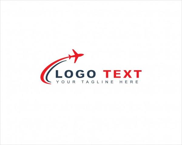 Travel Right Logo Free Vector