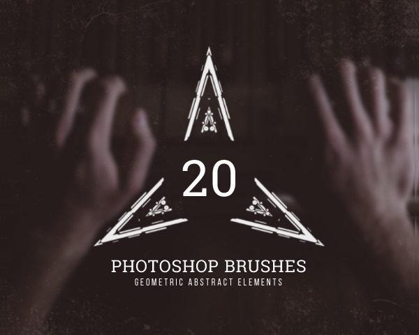 Best Triangle Photoshop Brushes