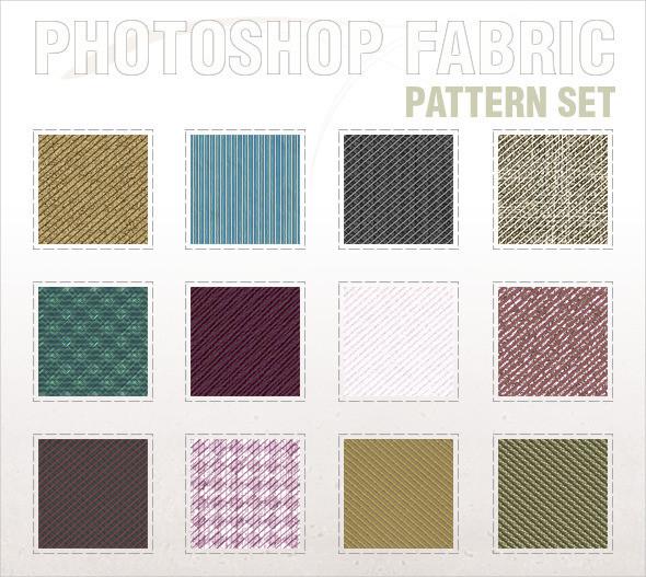 Ultimate Seamless Fabric Pattern Set