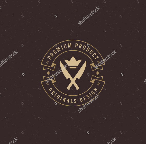 Restaurant Vector Design Logo Template