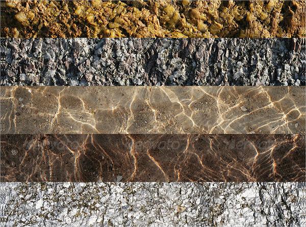 Water Sand Rock Textures