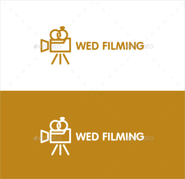 Wedding Documentation Logo Template