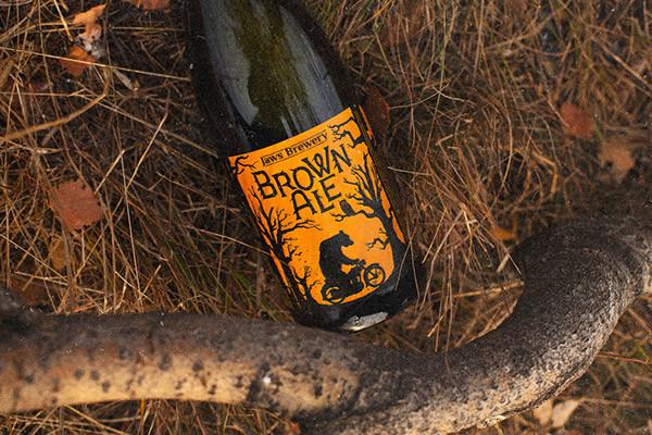 Design Beer Label Template