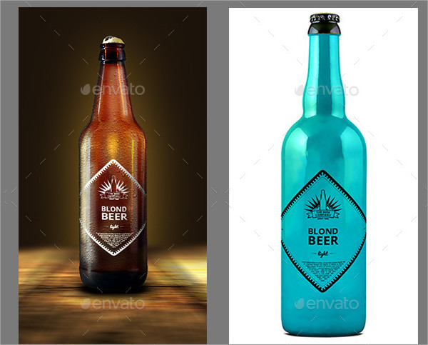 Printable Beer Label Design Templates
