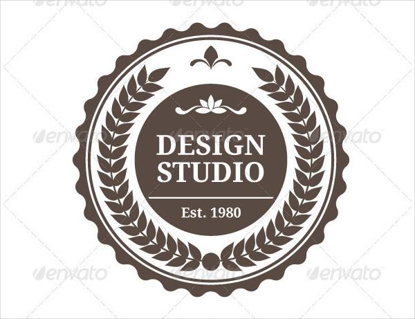 10 Royal Classic Design Badges