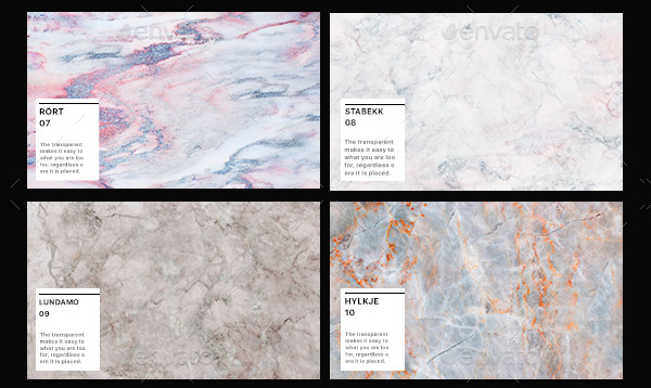 20 High Resolution Marble Textures