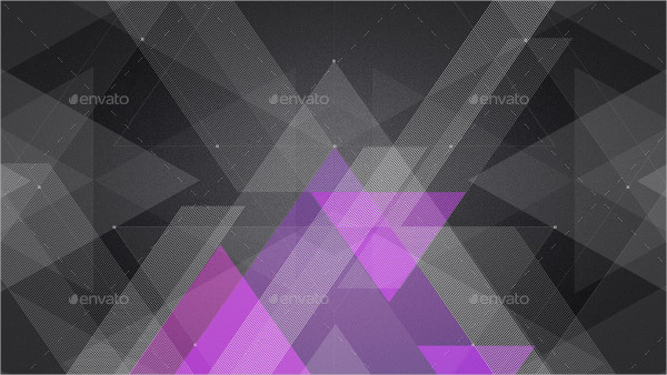 Abstract Fabric Triangle Backgrounds