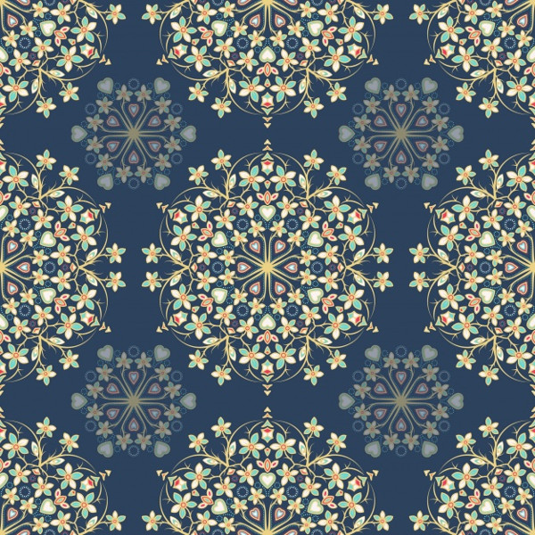 Abstract Seamless Pattern Design Free