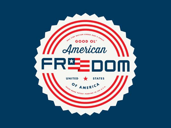 American Classic Badge