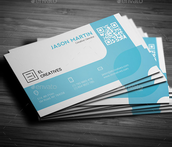 Attractive Metro Business Cards Bundle