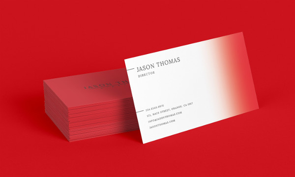 Beautiful Business Card Template