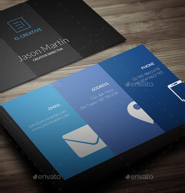 Perfect Metro Business Cards
