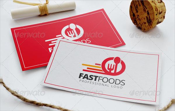 Best Fast Foods Logo Template