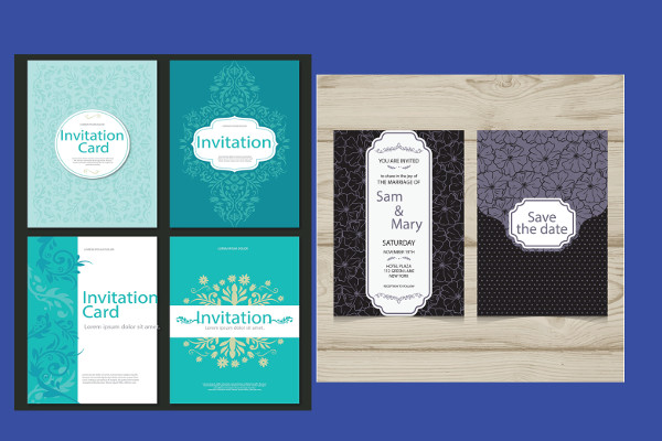 Best Wedding Invitation Cards Bundle