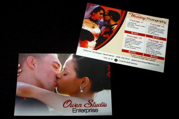 Perfect Wedding Photography Flyers