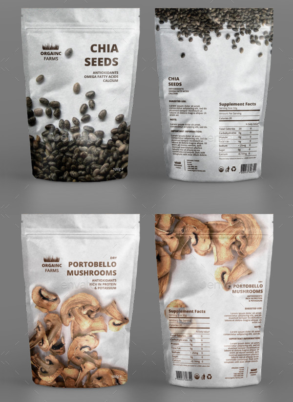 Package Design Template