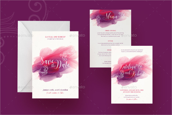 Online Wedding Invitation Templates