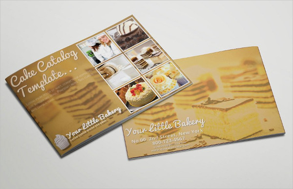 Catering Service Catalog Templates