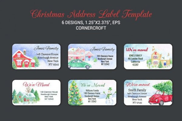 27  printable label templates