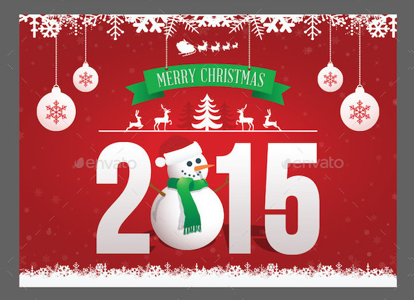 Christmas Greeting Cards & Posters