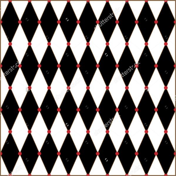 Perfect Diamond Pattern