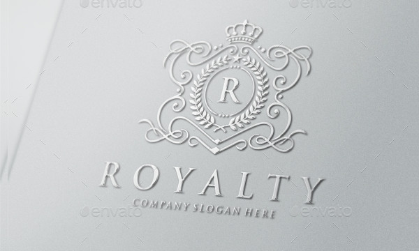 Classic Royalty Logo Template