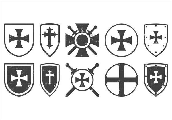 Free Classic Templar Badge