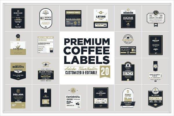 27 printable label templates free premium download