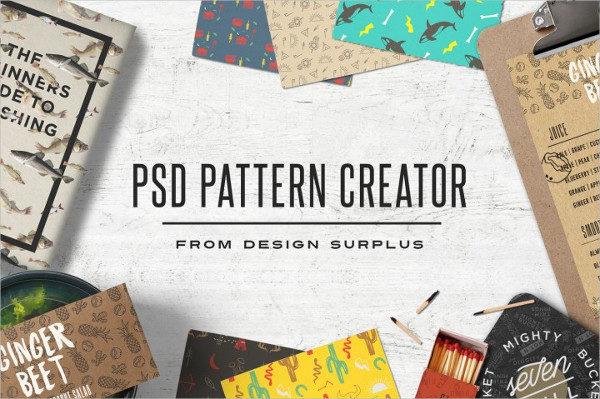 Custom PSD Pattern Creator