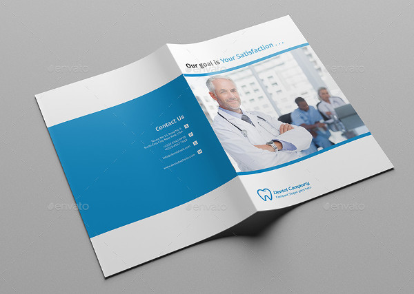 Dental Office Brochure Template
