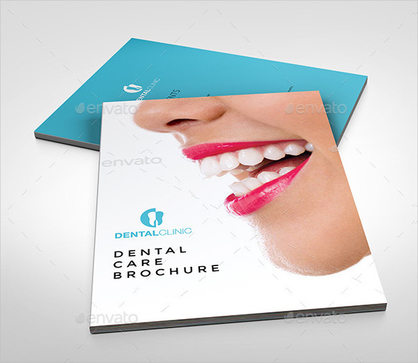 Dental and Oral Care Clinics Brochure Bundle