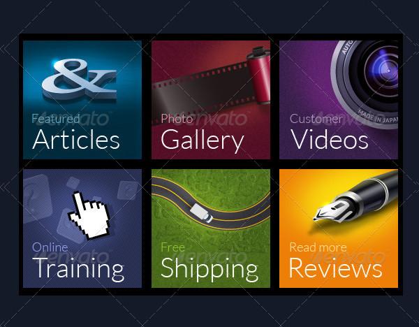 E-Commerce Banner Templates