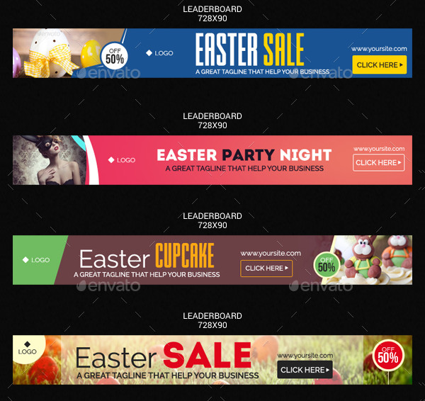 Easter Banners And Instagram Bundle