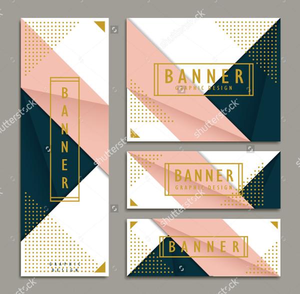 Elegant Banner Templates Design
