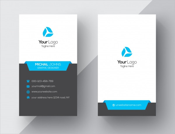 Elegant Business Card Template Free Download
