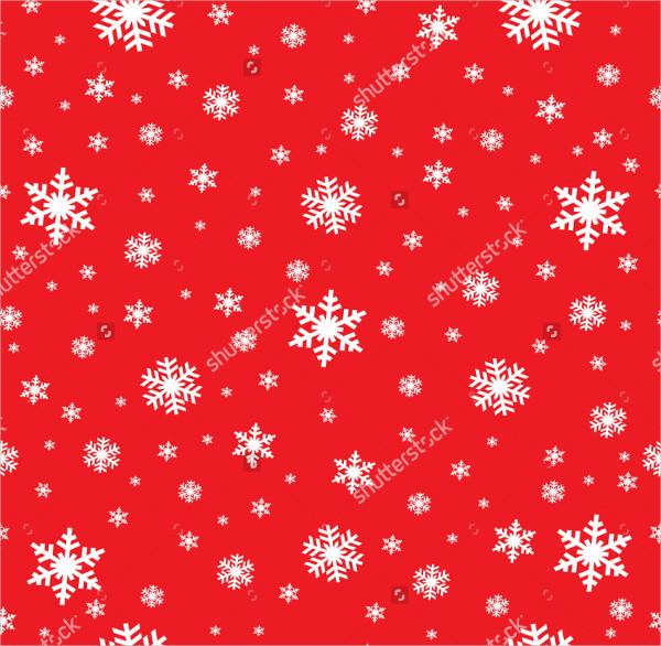 Elegant Snowflake Pattern Vector