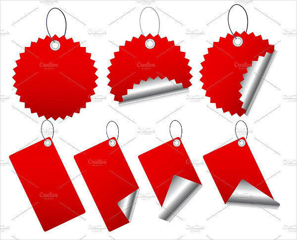 Price Tags and Labels Elements