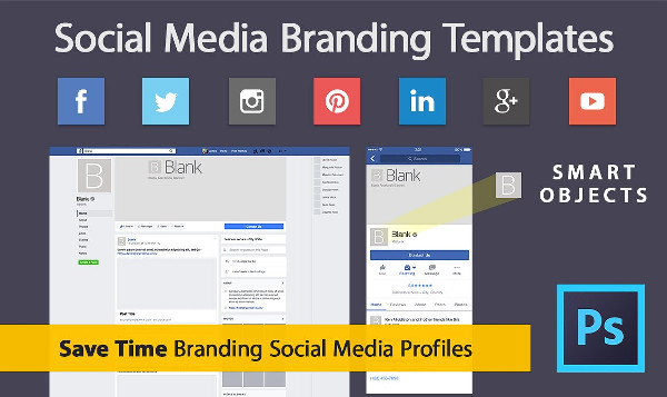 Facebook Cover & Social Templates