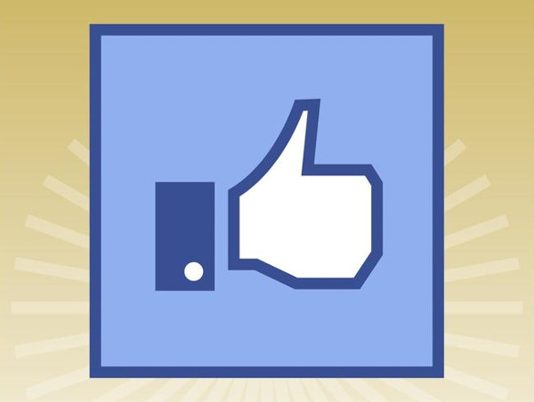 Facebook Like Icon Free Download