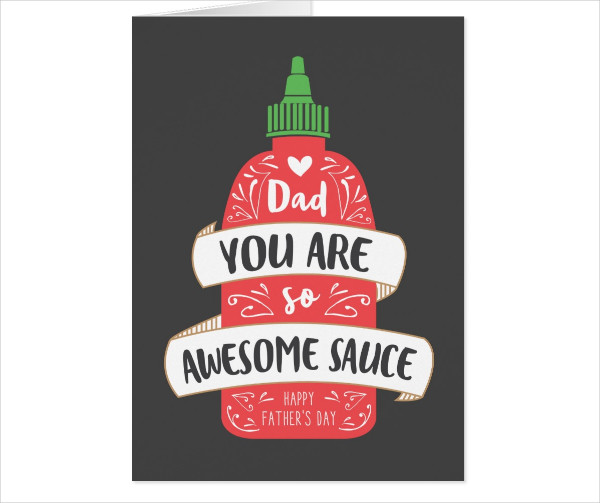 Father's Day Card Download