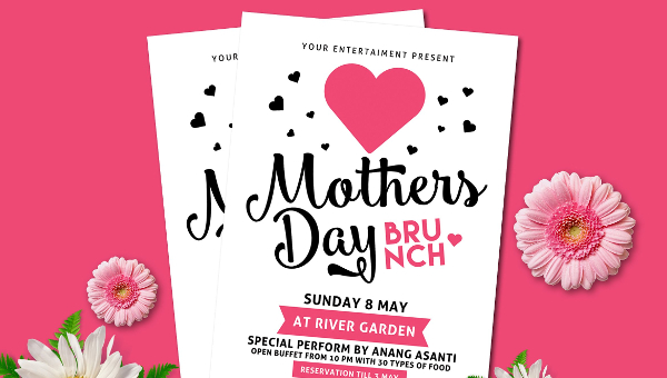 26+ Mother's Day Flyers